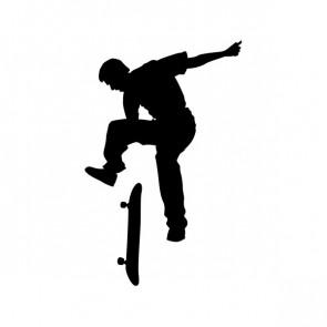 Skateboard Figure 04227