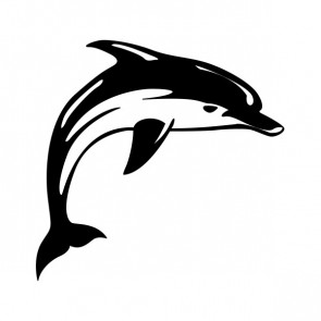Dolphin Figure 04444