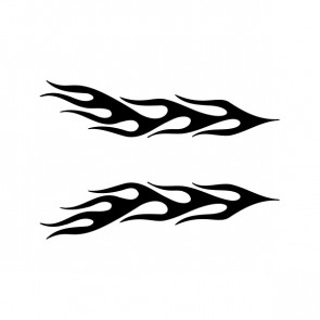 Pair Of Flames 04547
