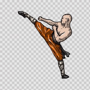Martial Arts Warrior 04565