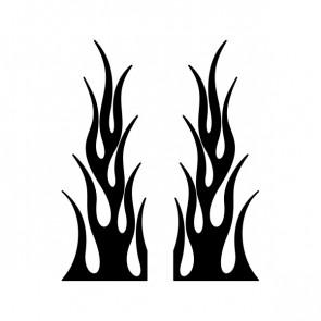 Pair Of Flames 04569