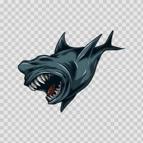 Monster Creature Shark 04673