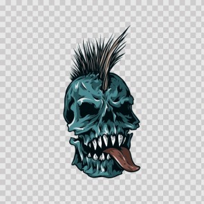 Monster Skull 04911