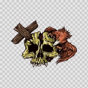Monster Skull 04932
