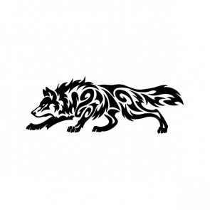 Tribal Wolf Attack 05250