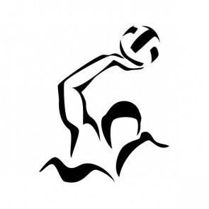 Water Polo Athlete 05355