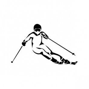 Winter Sports Skiing Ski 05367