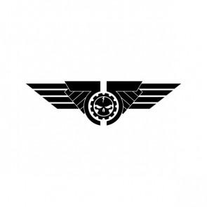 Aviator Skull Airforce Style 05759