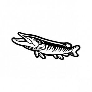 Pike Fish 06080
