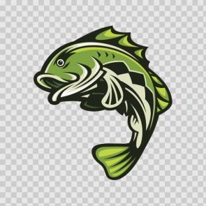 Bass Fish 06120