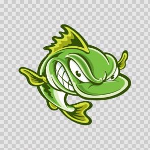 Angry Fish 06175