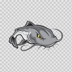 Catfish Fishing 06176