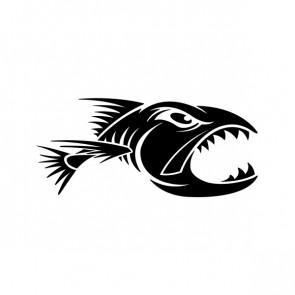 Skeleton Fish 06195
