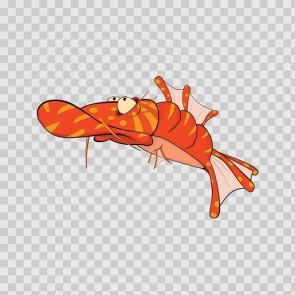 Deep-Sea Abyss Cartoon Fish 06239
