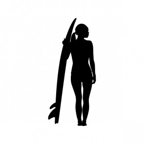Surfer Girl Figure 06313