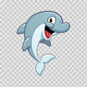 Happy Dolphin 06380