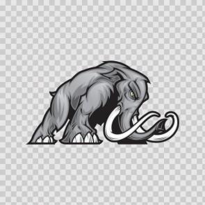 Elephant Mammoth 06405