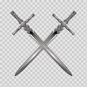 Crossed Swords 06452