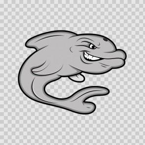 Grey Dolphin 07007