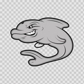 Grey Dolphin 07008
