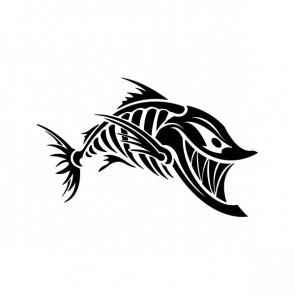 Angry Fishbone Figure 07044