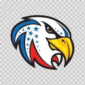 Patriot Eagle Head 07105