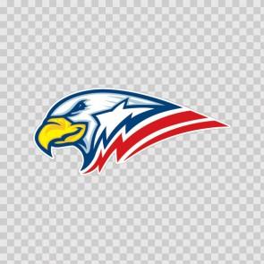 Patriot Eagle Head 07111