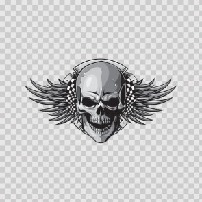 Racing Skull Aviator 07295