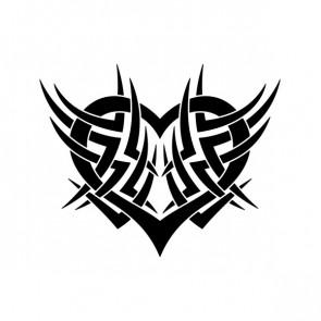 Tribal Design Tatto Style 07499