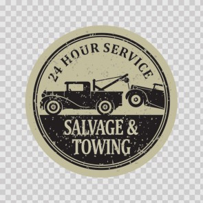 Vintage Sign Salvage And Towing 07581