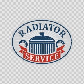 Vintage Sign Radiator Service 07585