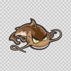 Cat Fish Brown 07610