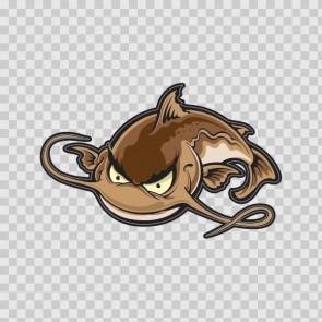 Cat Fish Brown 07611