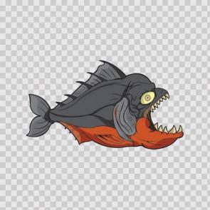 Angry Piranha Attack 07872