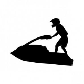Jet Ski Figure 07952