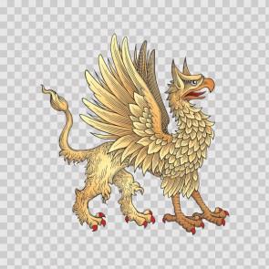 Griffin Heraldic 08147