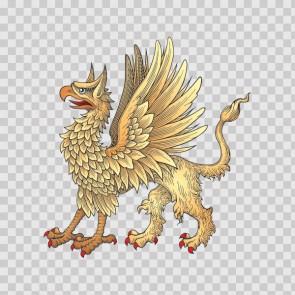 Griffin Heraldic 08148
