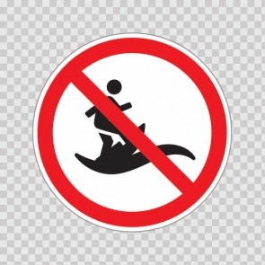 Surfing Prohibited 08305