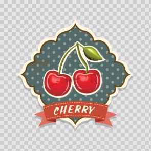 Store Decoration Grocery Shop Cherry 08461
