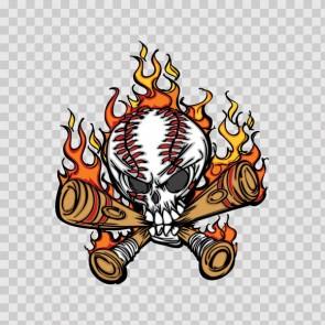 Baseball Emblem 08771