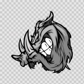 Razorback Wild Pig 09169
