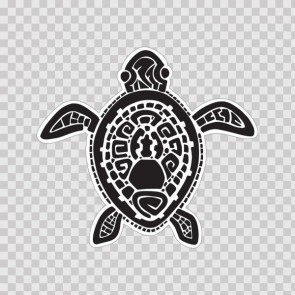 Sea Turtles Tribal 09214