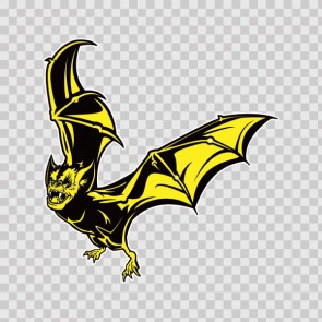 Yellow Bat 09226