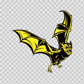 Yellow Bat 09229