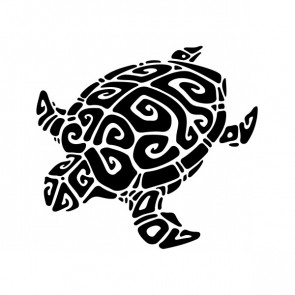 Sea Turtles Tribal 09375