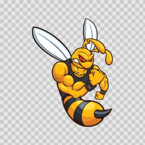 Bee Hornet Wasp Vespa 09394