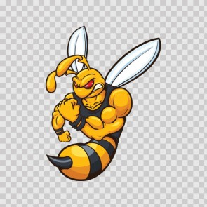 Bee Hornet Wasp Vespa 09395