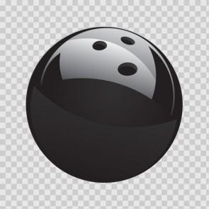 Bowling Ball 09765
