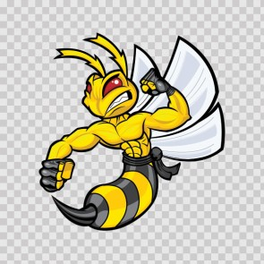 Bee, Hornet, Wasp, Vespa Fighter 10007