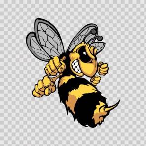 Bee  Hornet  Wasp Vespa 10009